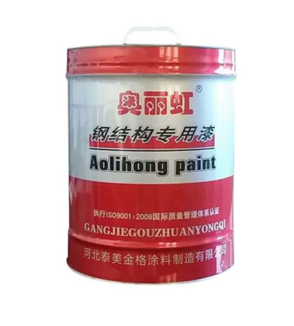 黑龙江钢结构专用漆