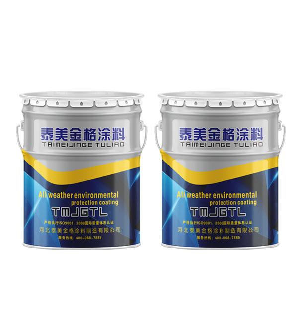 黑龙江J52-12氯化橡胶防腐面漆
