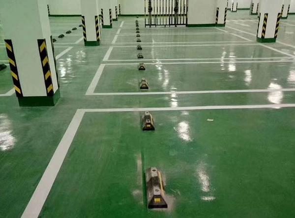 环氧耐磨地坪施工