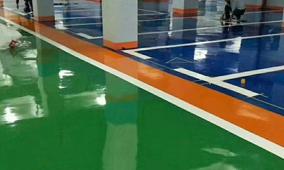 工厂地面做环氧地坪漆的优势